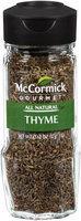 McCormick Gourmet Thyme