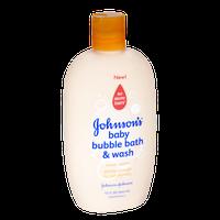 Johnson's® Sweet Melon Baby Bubble Bath & Wash