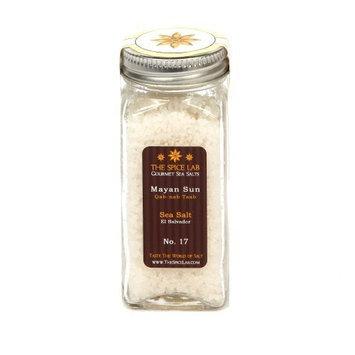 Gourmet Salt Company The Spice Lab Mayan Sun, Qab-Nab Taab Sea Salt, El Salvador