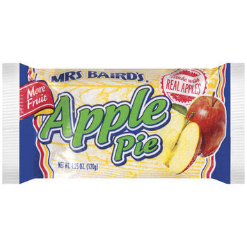 Mrs. Baird's Apple Pie, 4.25 oz