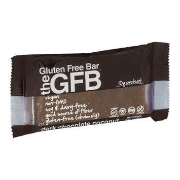 GFB The Gluten Free Bar Dark Chocolate Coconut