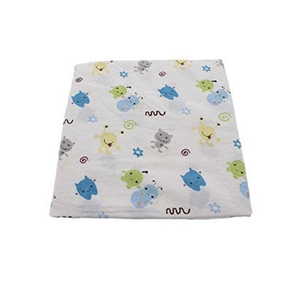 CoCaLo™ Peek-A-Boo Monsters Fitted Sheet