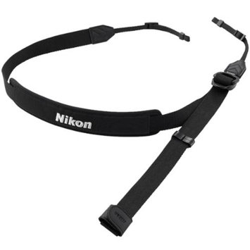 Nikon AH-N3000 Water-resistant Neck Strap for AW1 (Black)