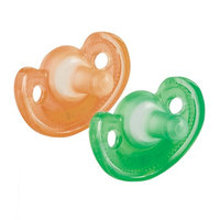 The First Years GumDrop Pacifier, Infant, 3+ months, 2 ea