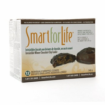Smart for Life 100 Calorie Cookies, Chocolate Chip, 12 ea