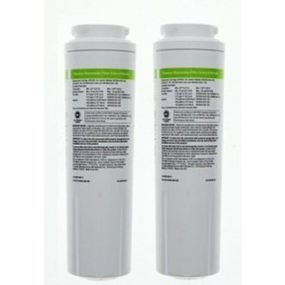 Genuine - 2 Pack - Maytag 46-9992 Refrigerator Water Filter Amana Whirlpool bottom mount refrigerators