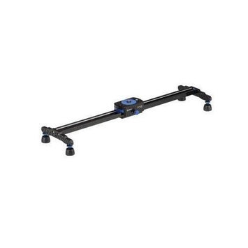 Benro MoveOver4 45mm Wide Aluminum Rail 600mm Video Slider, 8.8lbs Capacity, No Case