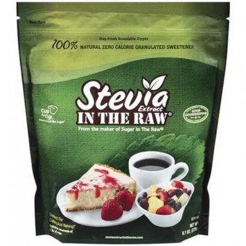 Stevia In The Raw Sweetener Bag, 9.7 OZ (Pack of 6)