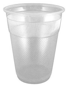 RDI CP-PL-9-03 Disp Wrapped Cold Cup,9 oz, Clear, PK1000