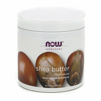 NOW Solutions Shea Butter 100% Natural