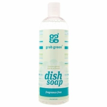 GrabGreen Liquid Dish Soap