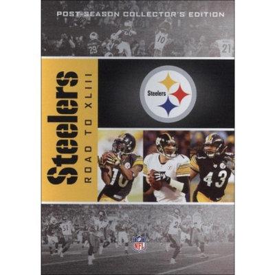 NFL: Pittsburgh Steelers - Road to XLIII (4 Discs)