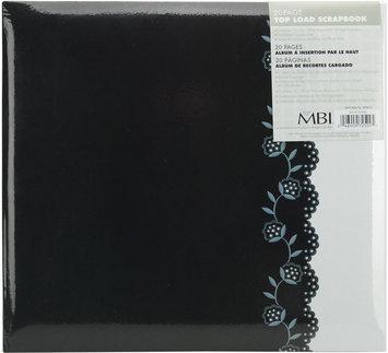 Mbi MBI Black and White Postbound Album, 12