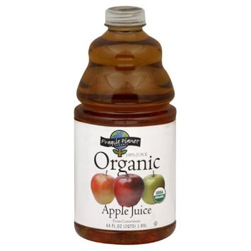 Fragile Planet Apple Juice, 64-ounces (Pack of4)