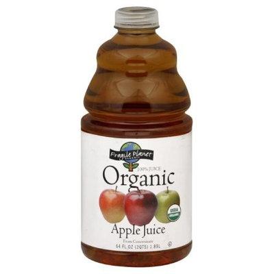Fragile Planet Apple Juice, 64-ounces (Pack of4)