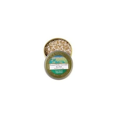Pollen Ranch Lavender Fennel Sea Salt (1 oz.)