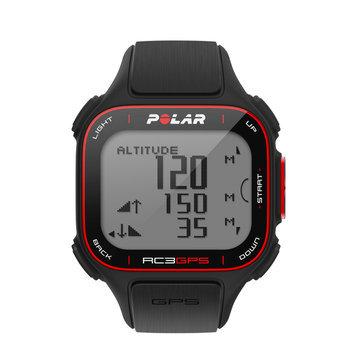 Polar Cic, Inc. Polar RC3 GPS Heart Rate Monitor Sports Watch Black