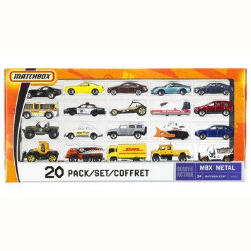 Matchbox 20 Car Set - Styles May Vary