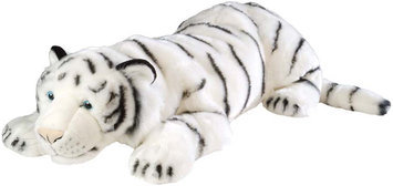 Wild Republic Cuddlekins Jumbo White Tiger 30