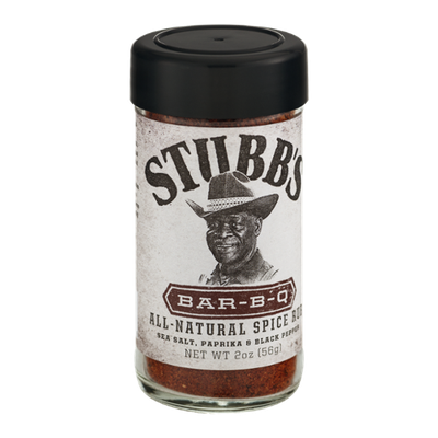 Stubb's All-Natural Spice Rub Bar-B-Q
