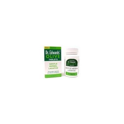 OAKHURST CO. Dr. Edwards' Olive Tablets Gentle Herbal Laxative