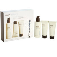AHAVA Dead Sea Water Body Trio