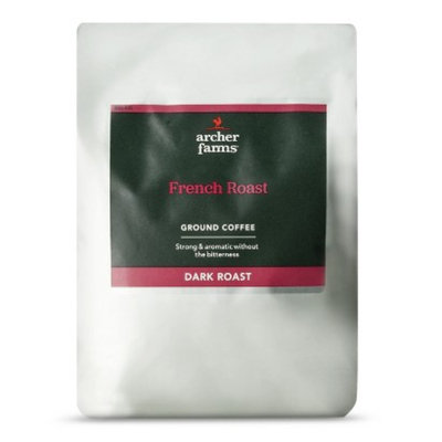 Archer Farms French Roast Ground Coffee