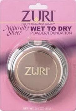 Zuri Naturally Sheer Wet to Dry Powder Foundation African Sunrise