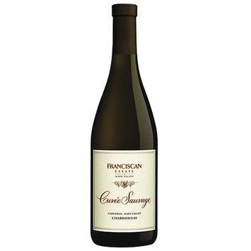 Franciscan Estate Cuvee Sauvage Chardonnay Wine, 750 ml