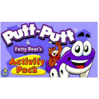 Tommo 58411031 Putt-Putt and Fatty Bear's Activity Pack (PC/MAC) (Digital Code)