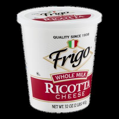 Frigo Ricotta Cheese Whole Milk