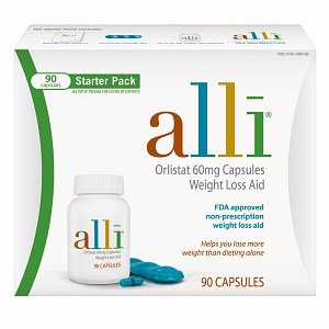 Alli Weight Loss Aid Starter Pack