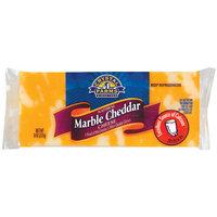 Crystal Farms Marble Cheddar Cheese, 8 oz