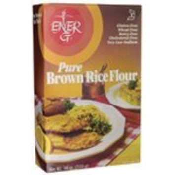 Ener-G Pure Brown Rice Flour -- 18 oz