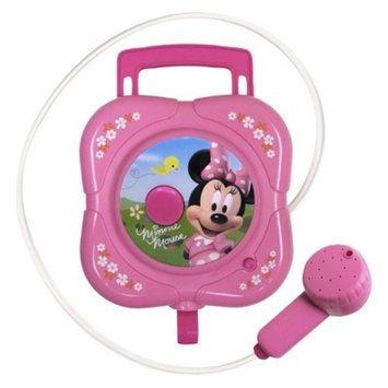 Ginsey Floating Shower Play Center - Minnie Mouse
