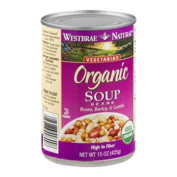 Westbrae Natural Vegetarian Organic Soup Beans