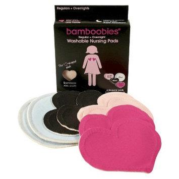 Bamboobies Milk-proof Overnight and Regular Nursing Pads Multi Pack -