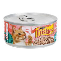Purina Friskies Savory Shreds Chicken & Salmon Dinner in Gravy Cat Food