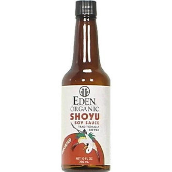 Eden Foods Shoyu, Imported, 10-Ounce (Pack of 12)