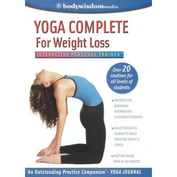 Repnet Bodywisdom: Yoga Complete for Weight Loss (DVD)