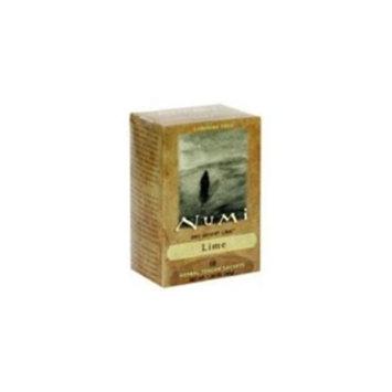 Numi Organic Tea Dry Desert Lime