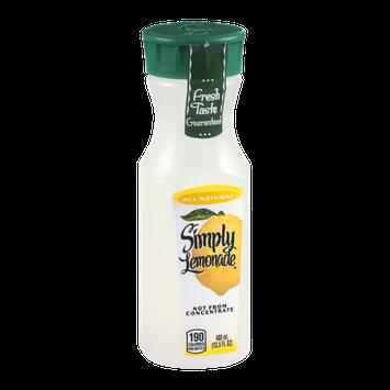 Simply Lemonade All Natural Lemonade