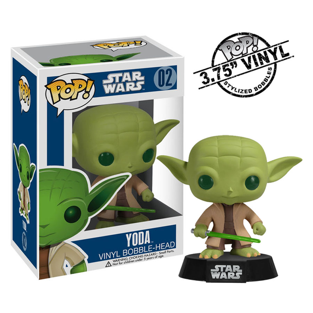 Funko funko POP Star Wars BOBBLE Yoda 2322