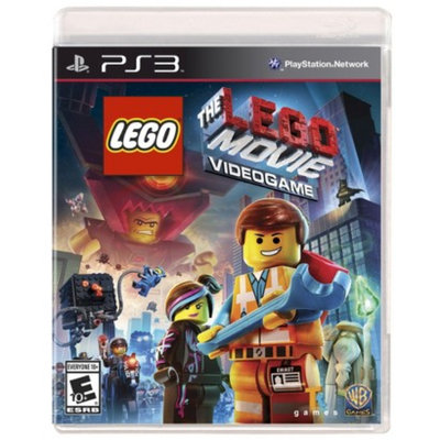 Warner Brothers The LEGO Movie Videogame (PlayStation 3)