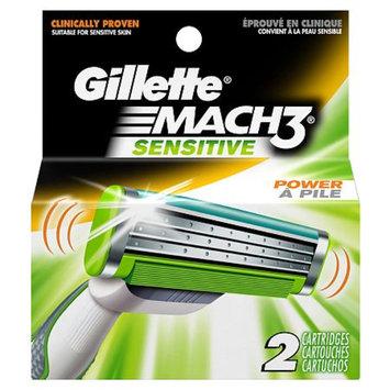 Gillette MACH3 Sensitive Cartridges