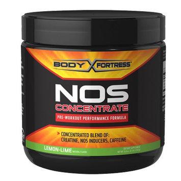 Body Fortress Super NOS Concentrate, Lemon Lime, .5 lb