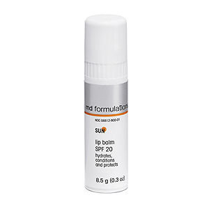 md formulations SUN Lip Balm SPF20