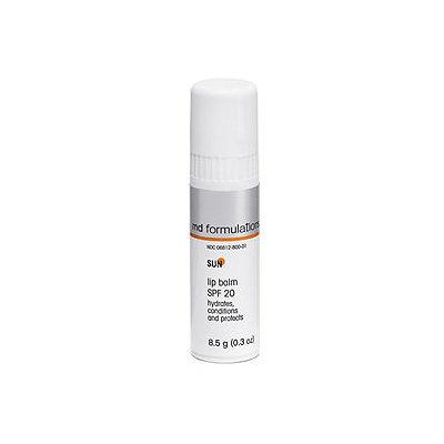 md formulations SUN Lip Balm SPF20