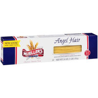Mueller's Angel Hair Enriched Spaghetti Product, 16 oz
