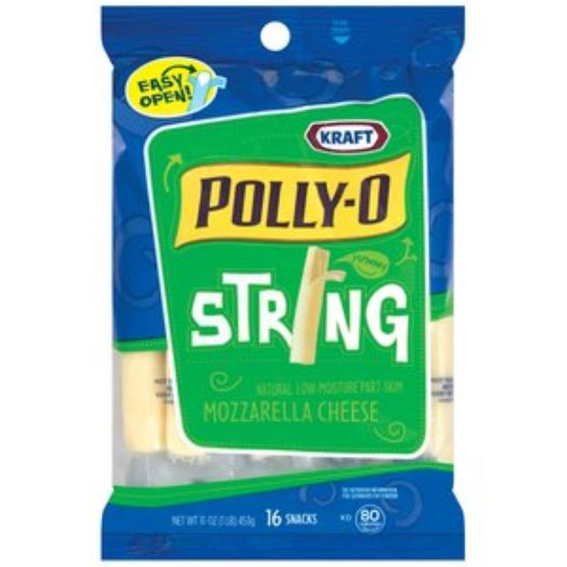 Polly-O String Cheese